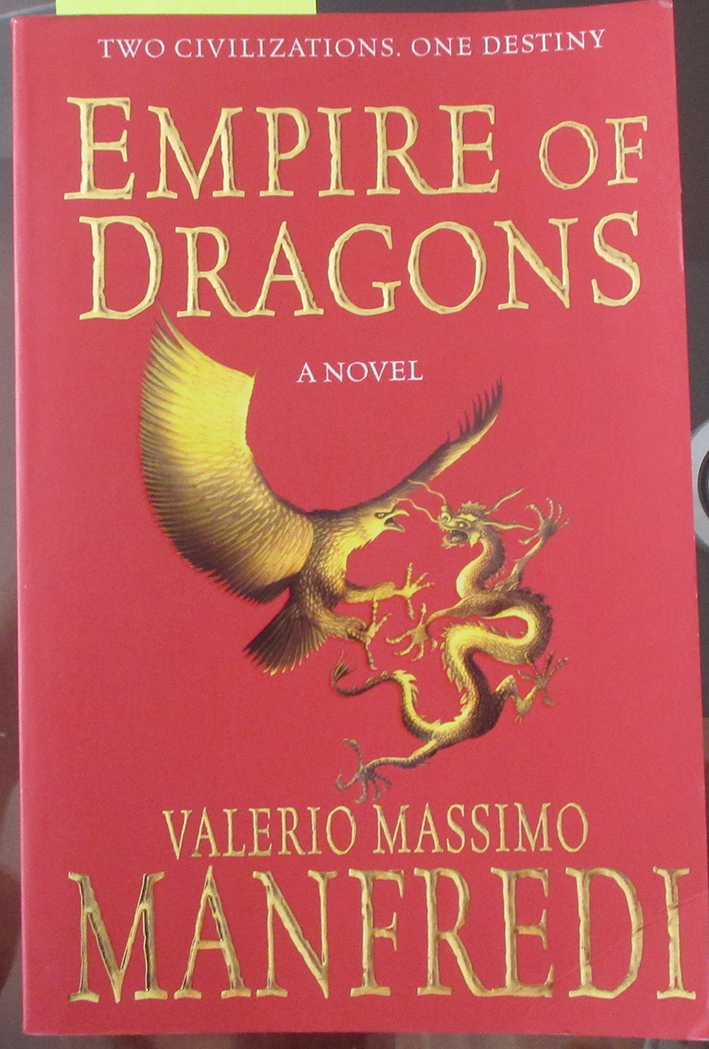 Image for Empire of Dragons: A Novel