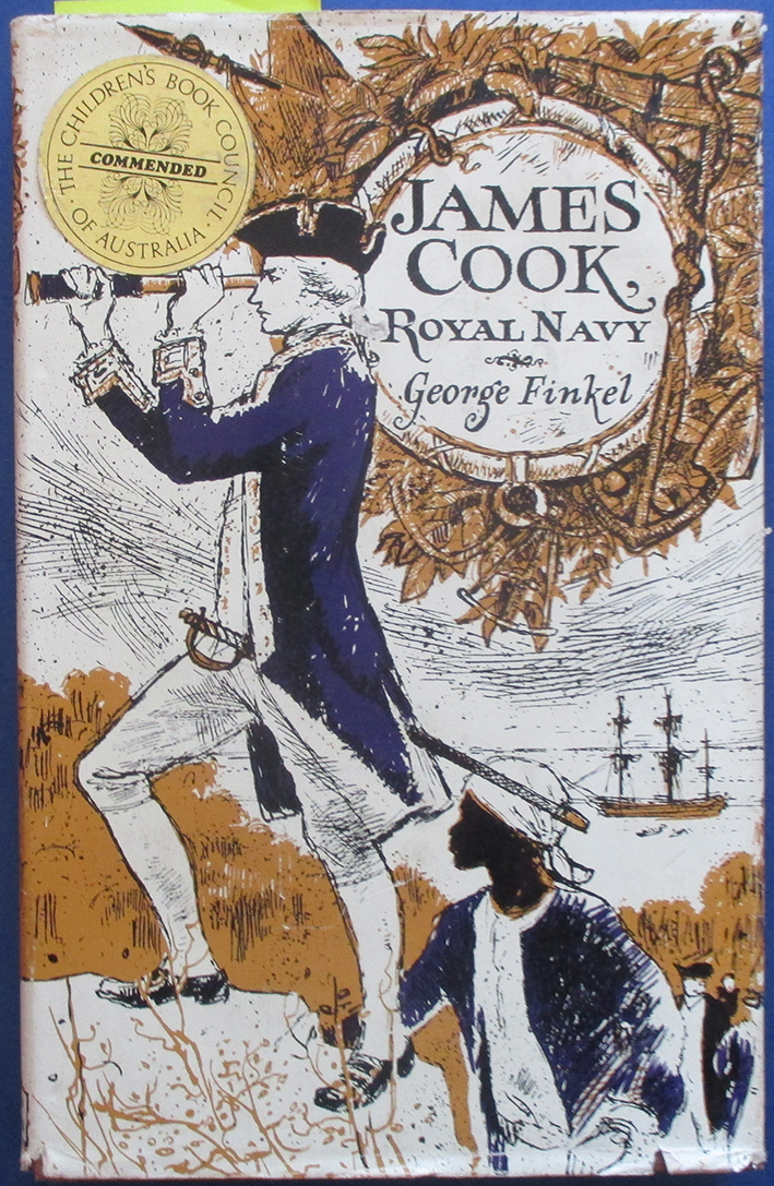 Image for James Cook, Royal Navy