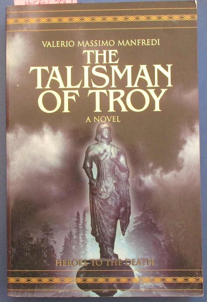 Image for Talisman of Troy, The