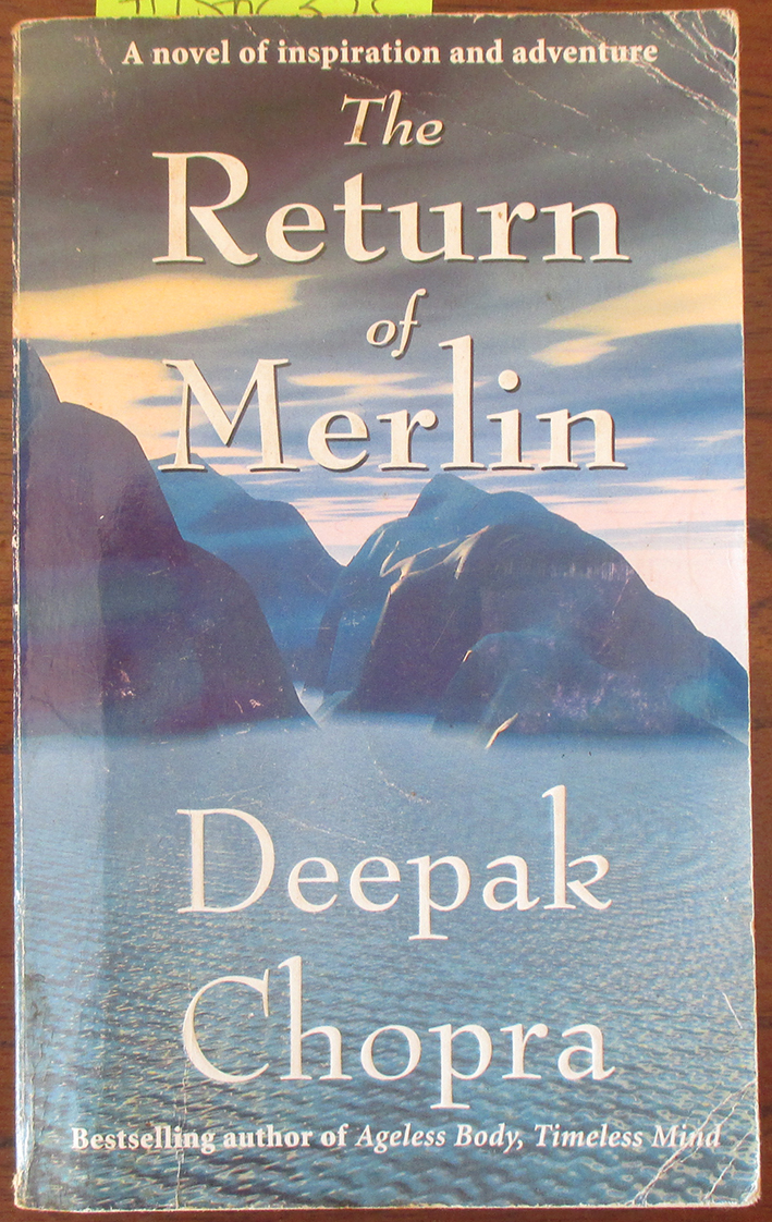 Image for Return of Merlin, The