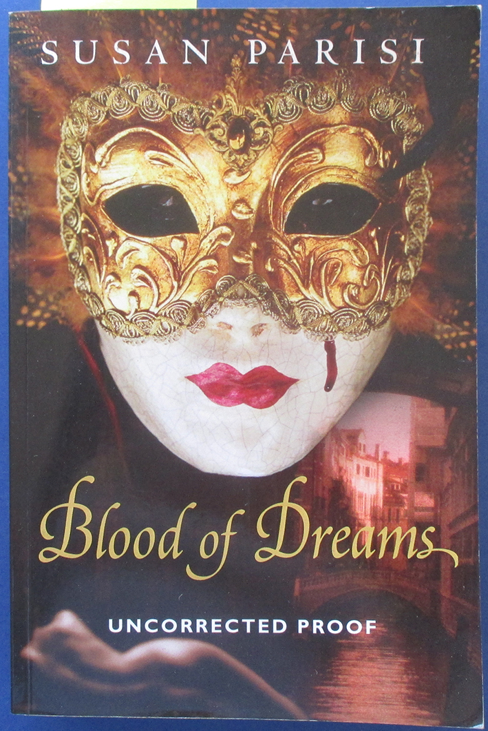 Image for Blood of Dreams