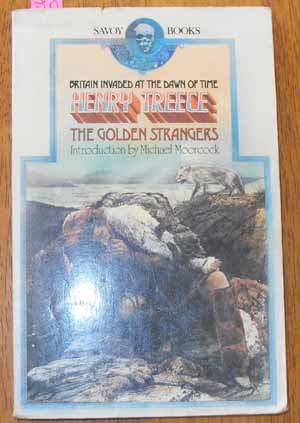 Image for Golden Strangers, The