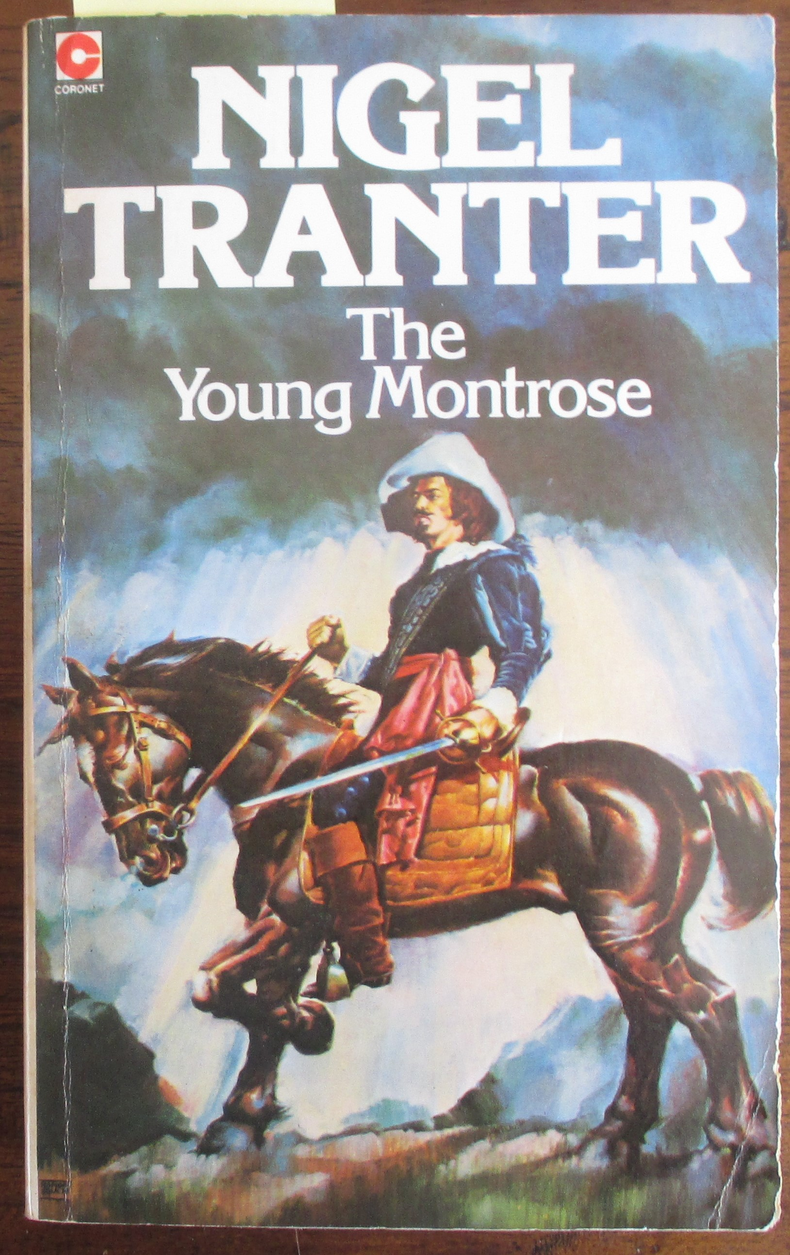 Image for Young Montrose, The: The Marquis of Montrose Series