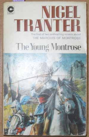 Image for Young Montrose, The (The Marquis of Montrose Series)