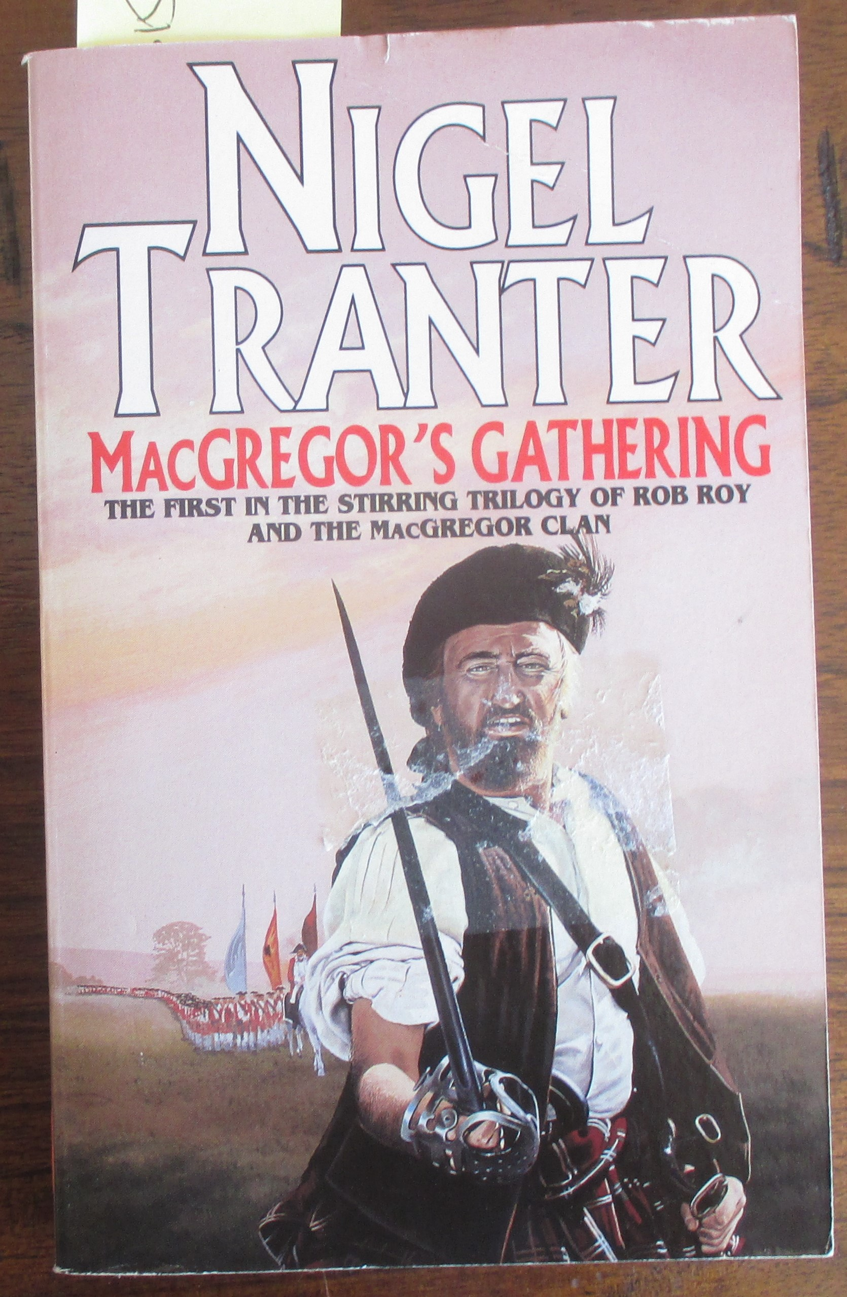 Image for MacGregor's Gathering: Rob Roy Series #1