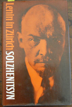 Image for Lenin in Zurich: Chapters