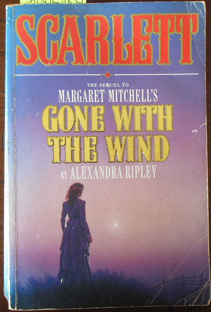 Image for Scarlett (Sequel to Gone with the Wind)