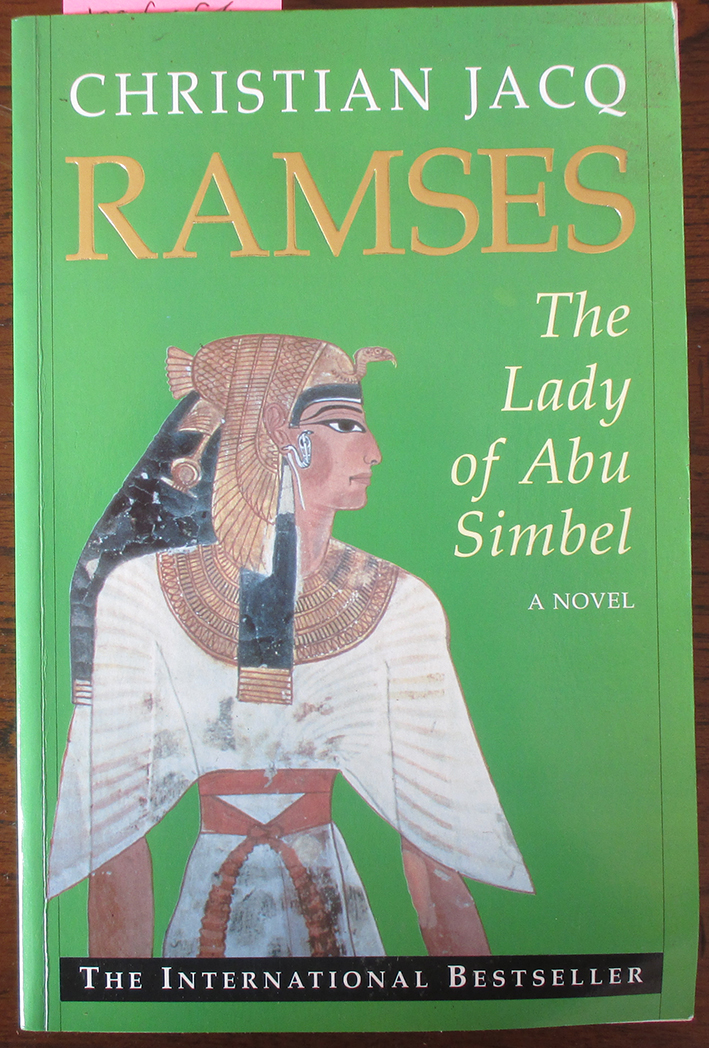 Image for Ramses: The Lady of Abu Simbel (#4)