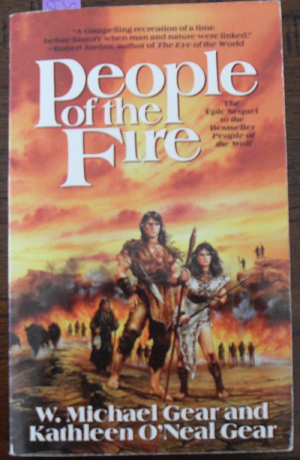 Image for People of the Fire