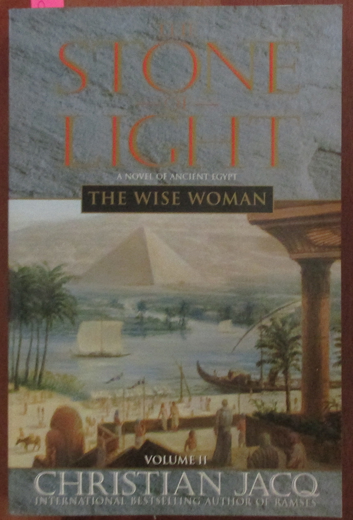 Image for Wise Woman, The: The Stone of Light (#2)