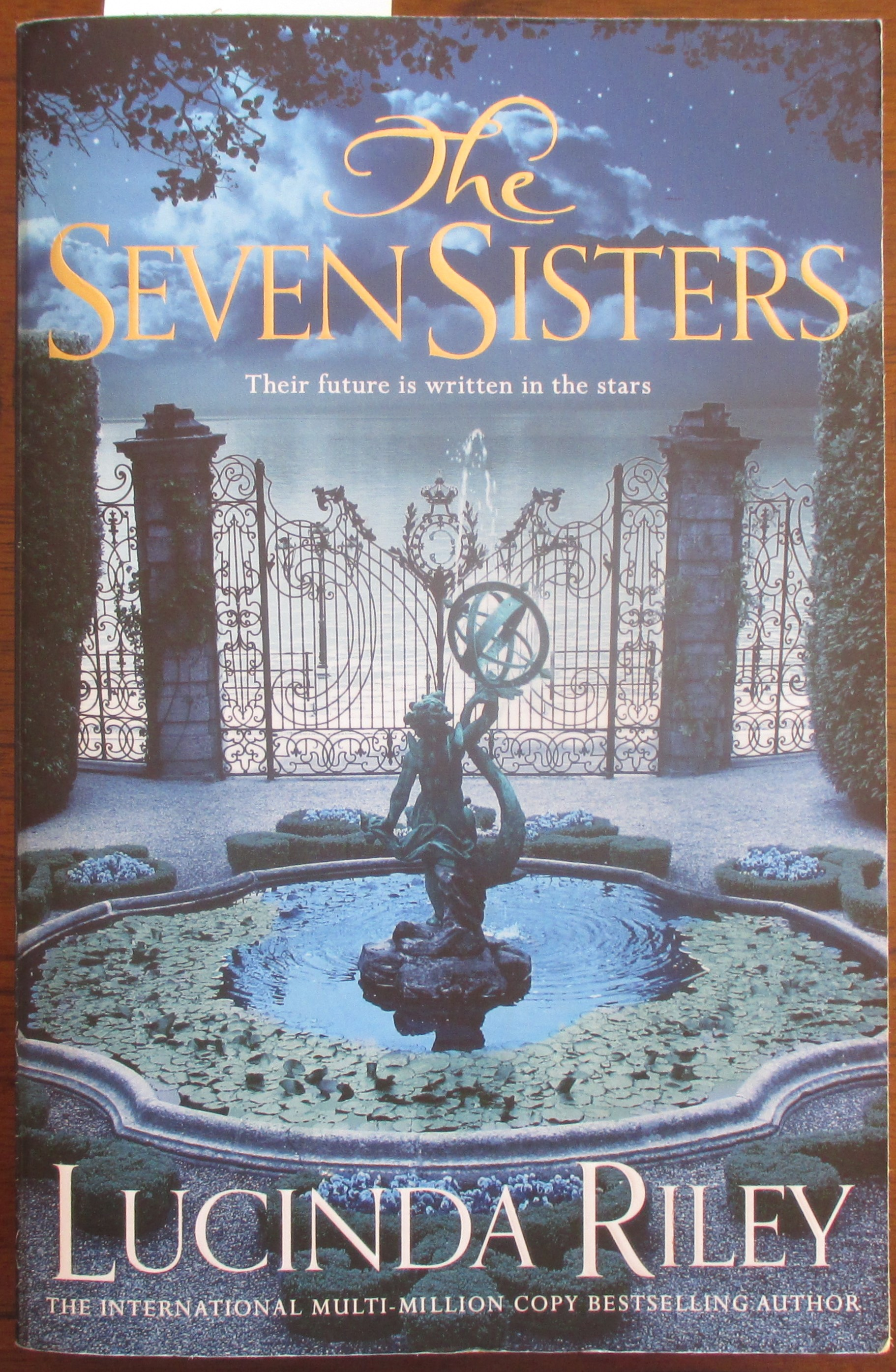 Image for Seven Sisters, The - Maia's Story: The Seven Sisters Series #1