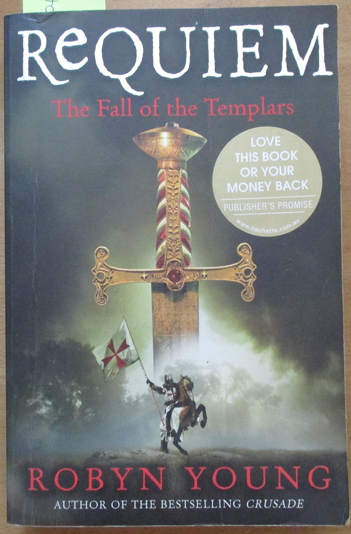 Image for Requiem: The Fall of the Templars
