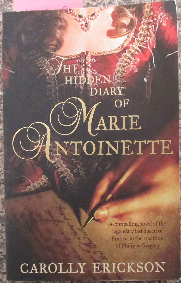 Image for Hidden Diary of Marie Antoinette, The
