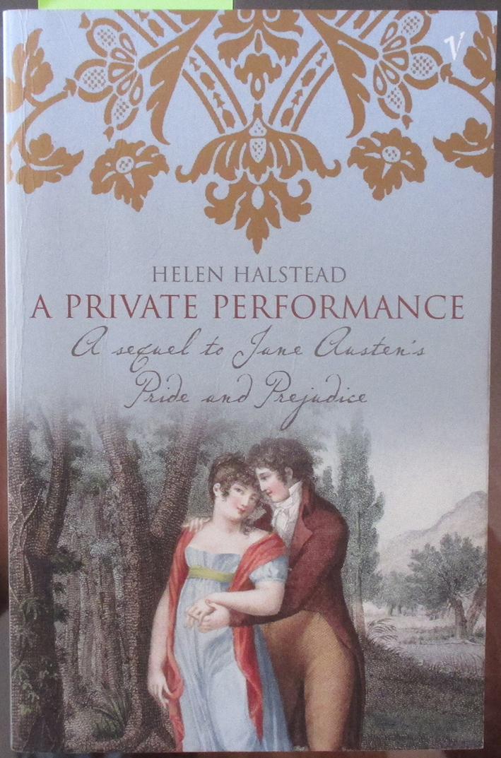 Image for Private Performance, A: A Sequel to Jane Austen's Pride and Prejudice