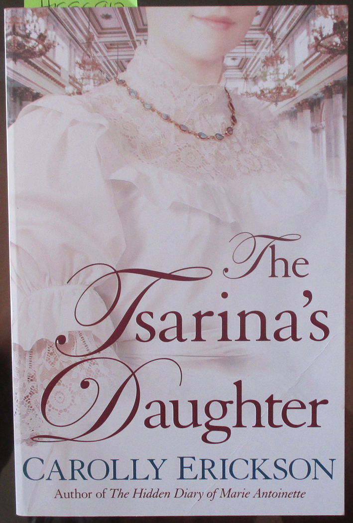 Image for Tsarina's Daughter, The