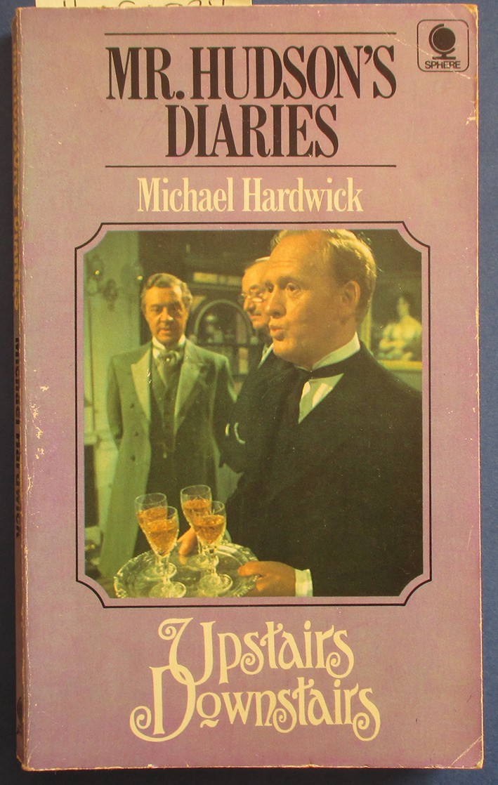 Image for Mr. Hudson's Diaries: Upstairs, Downstairs