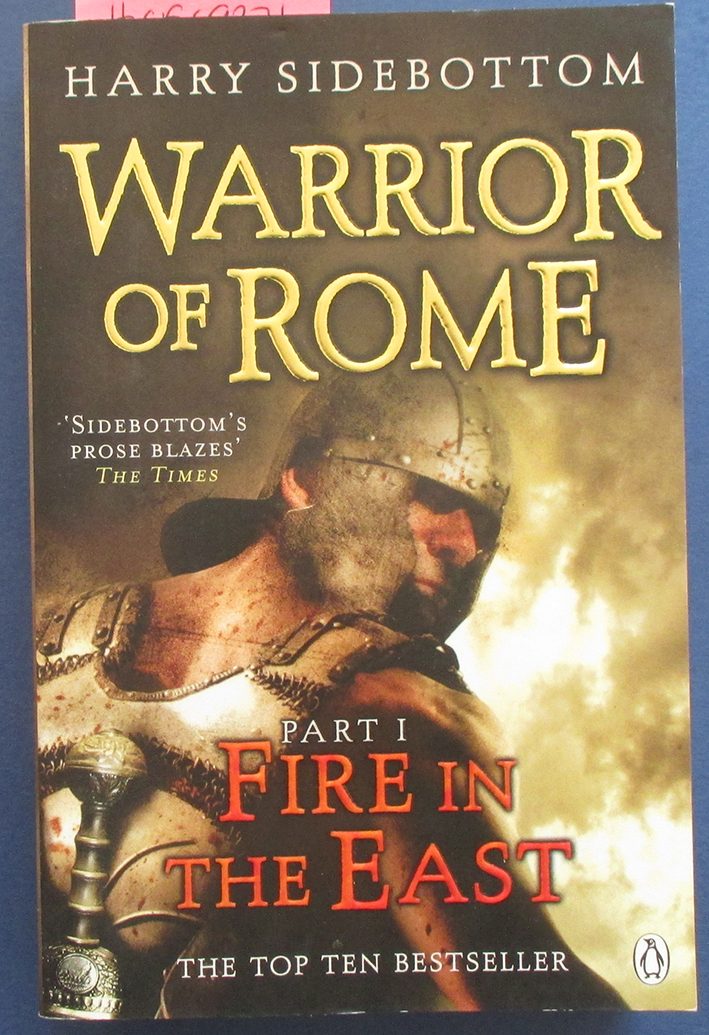 Image for Fire in the East: Warrior of Rome #1