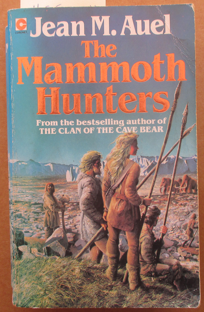 Image for Mammoth Hunters, The: The Earth's Children Series (#3)