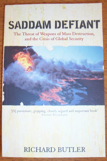 Image for Saddam Defiant: The Threat of Weapons of Mass Destruction, and the Crisis of Global Security