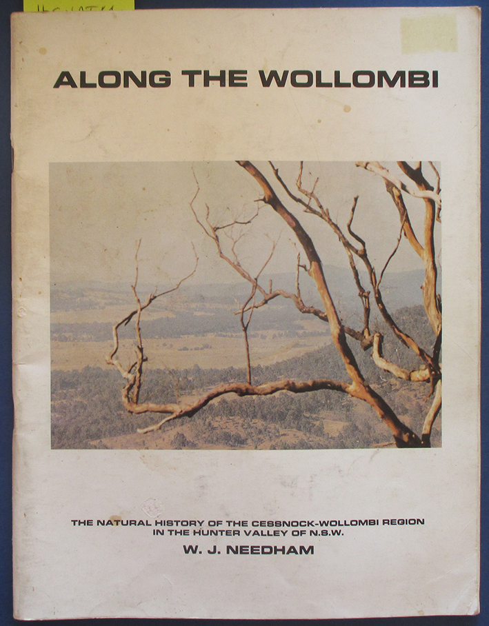 Image for Along the Wollombi: The Natural History of the Cessnock-Wollombi Region in the Hunter Valley of NSW