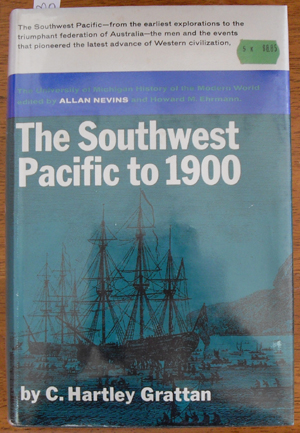 Image for Southwest Pacific to 1900, The: A Modern History (Australia, New Zealand, The Islands, Antarctica)