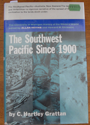 Image for Southwest Pacific Since 1900, The: A Modern History (Australia, New Zealand, The Islands, Antarctica)