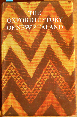 Image for Oxford History of New Zealand, The