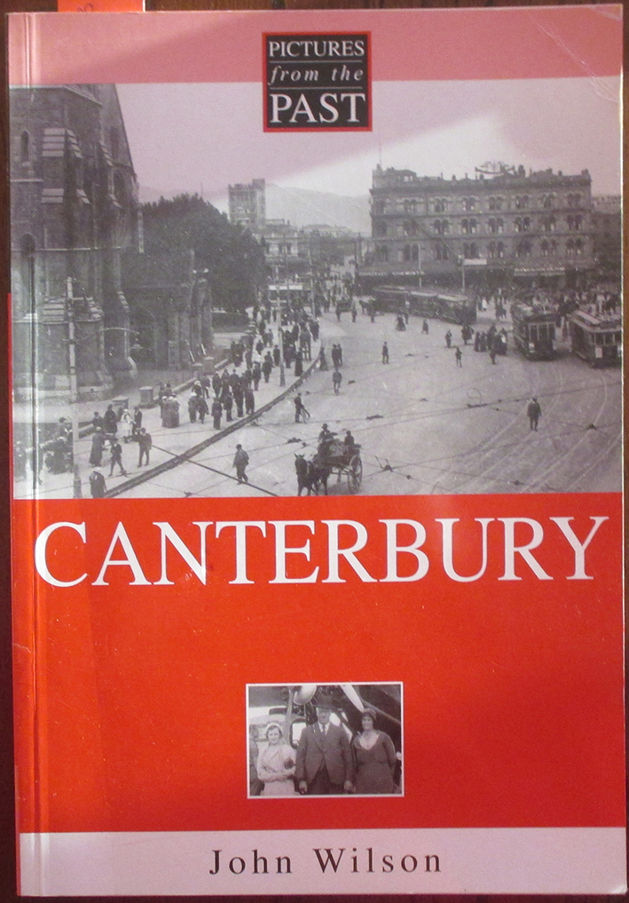 Image for Canterbury: Pictures From the Past