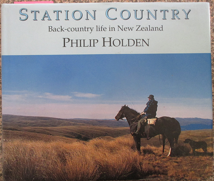Image for Station Country: Back-Country Life in New Zealand