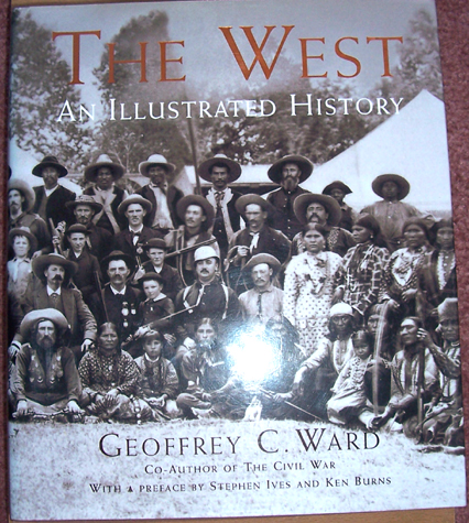 Image for West, The: An Illustrated History