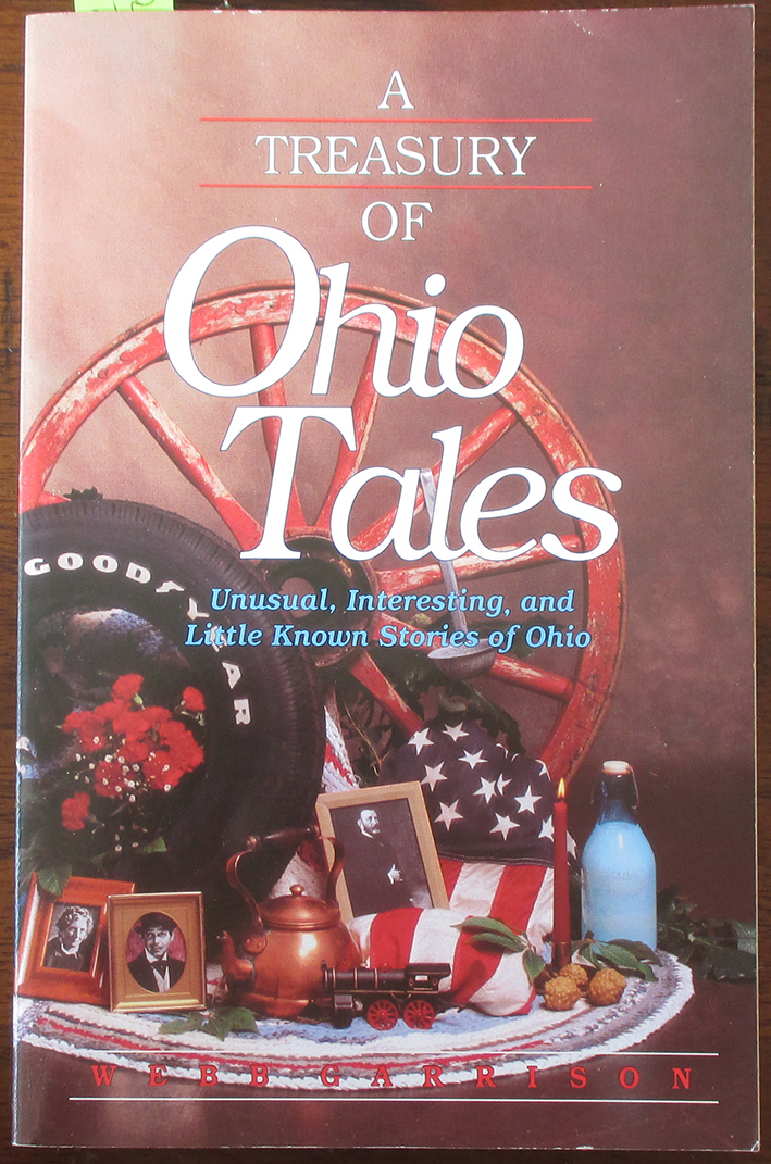 Image for Treasury of Ohio Tales, A: Unusual, Interesting and Little Known Stories of Ohio