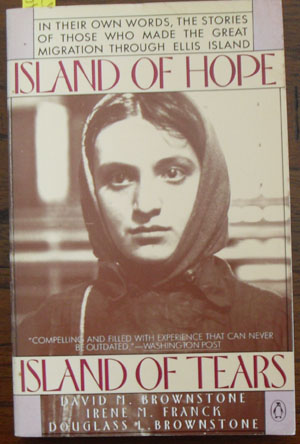 Image for Island of Hope, Island of Tears