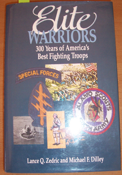 Image for Elite Warriors: 300 Years of America's Best Fighting Troops