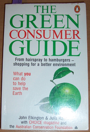 Image for Green Consumer Guide, The