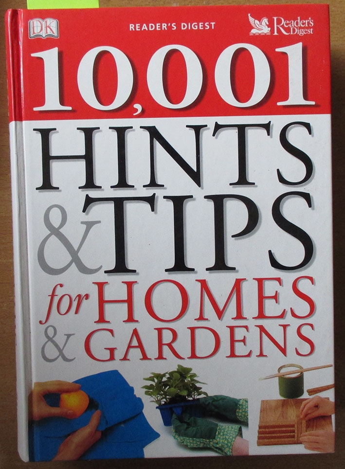 Image for 10,001 Hints & Tips for Homes & Gardens