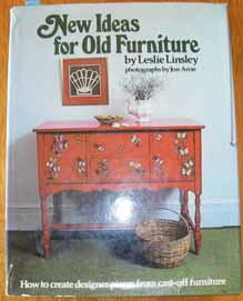 Image for New Ideas for Old Furniture
