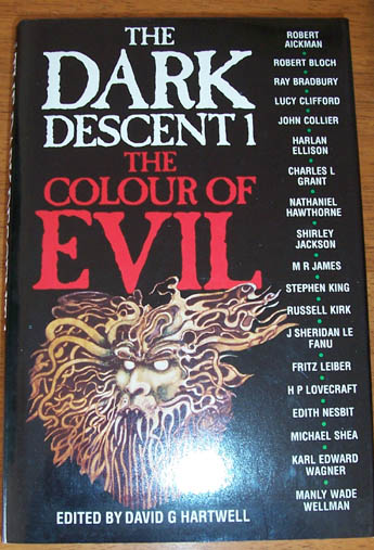Image for Dark Descent 1, The: The Colour of Evil