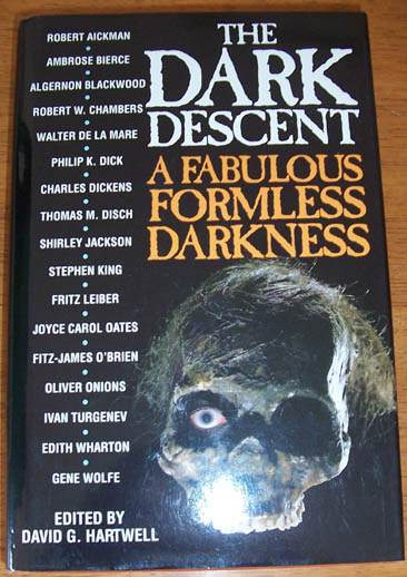 Image for Dark Descent, The: A Fabulous Formless Darkness