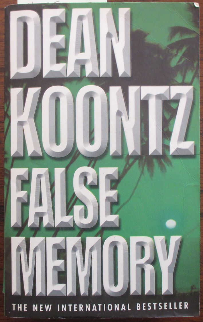Image for False Memory