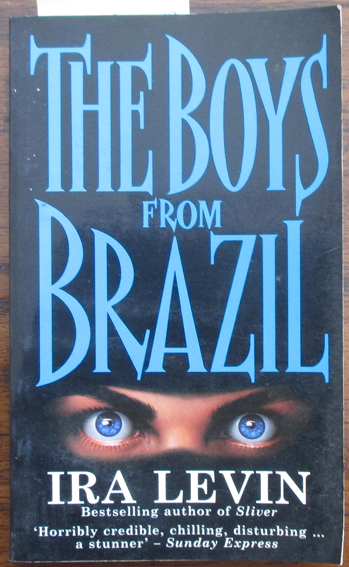 Image for Boys From Brazil, The