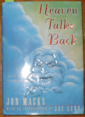 Image for Heaven Talks Back: An Uncommon Conversation