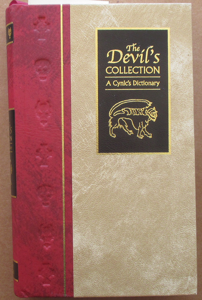 Image for Devil's Collection, The: A Cynic's Dictionary