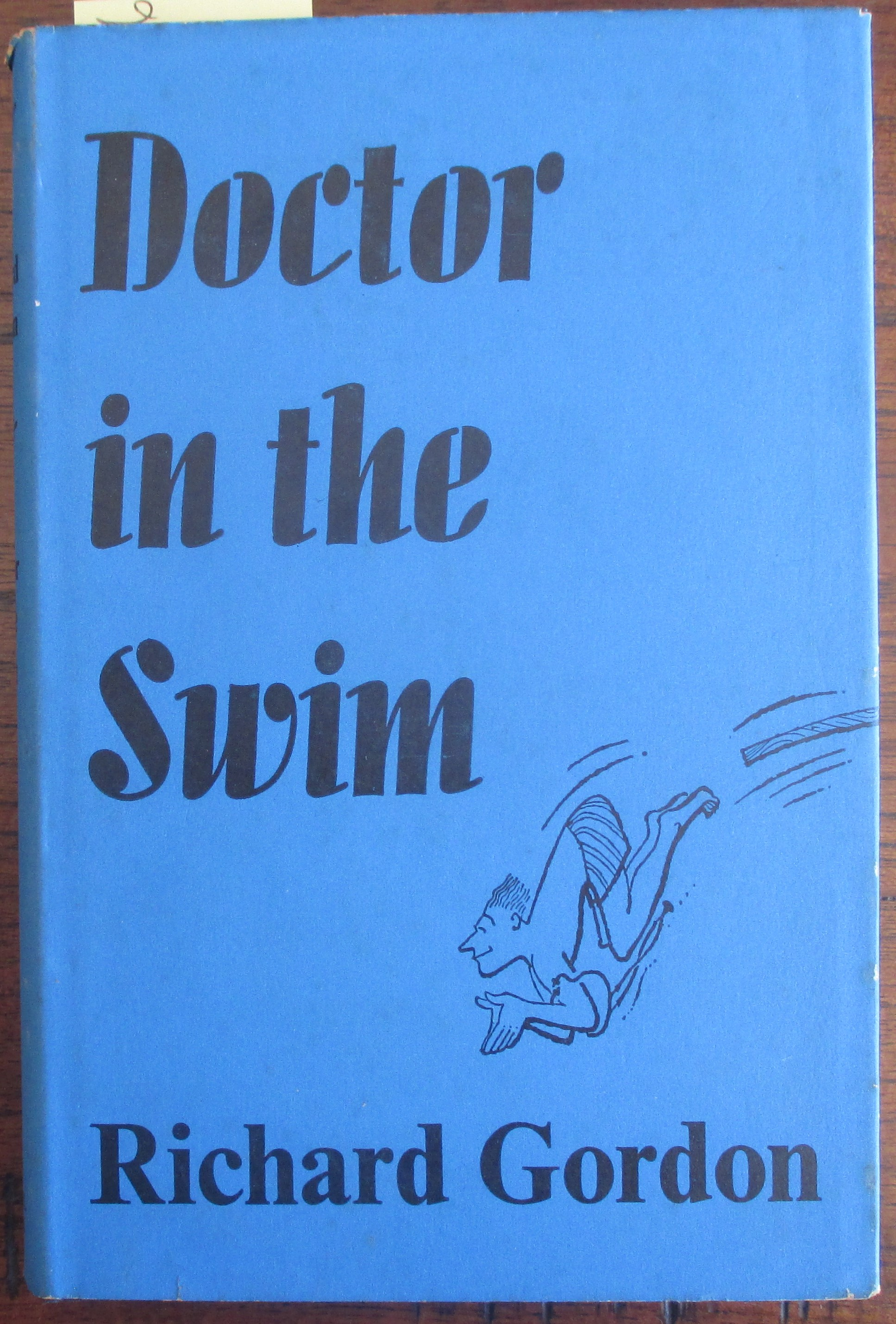 Image for Doctor in the Swim