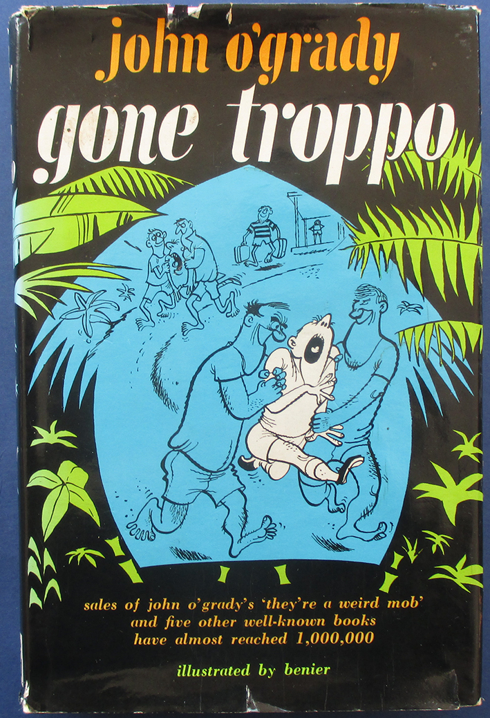 Image for Gone Troppo