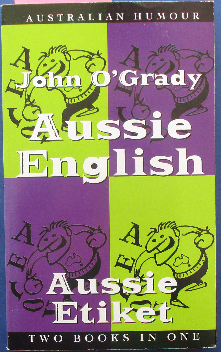 Image for Aussie English; and Aussie Etiket (Two Books in 1)