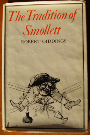 Image for Tradition of Smollett, The