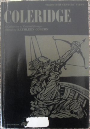 Image for Coleridge: A Collection Of Critical Essays (Twentieth Century Views)