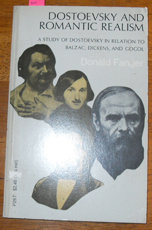 Image for Dostoevsky and Romatic Realism