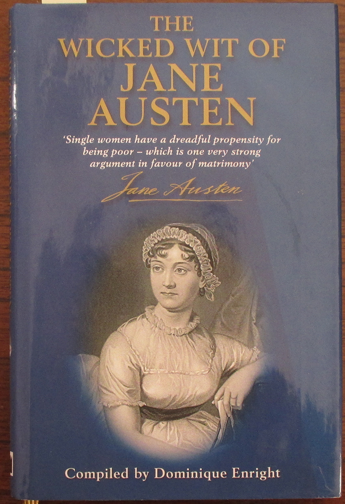 Image for Wicked Wit of Jane Austen, The