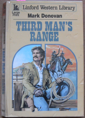 Image for Third Man's Range: Linford Western Library (Large Print)